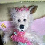 Медвежонок Весна от Annette Funicello Bear Co. Миниатюра. Мохер. Рассрочка!