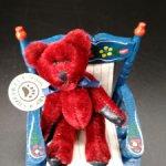 Миниатюрный медвежонок от компании Boyds Bears Co. 7 см