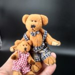 Пара мишек от Boyds Bears Co.