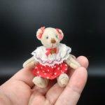 Миниатюрный медвежонок Тамми от Ganz.