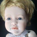 Малышка-Джулия от Helen Carr. UFDC. Фарфор. Рассрочка!