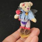 Мишка Багсби от Sally Lambert. 7 см