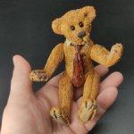 Мишка Папа Гас от Boyds Bears Co. 14 см