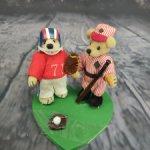 Мишки - спортсмены от World Of Miniature Bears.