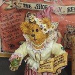 Мишка Принцесса и лягушка. Мишки из обувной коробки.