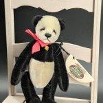 Мишка Панда от Ganz. 10 см.