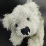 Мишка Беркли от Mary J. Kolar. Мохер. 35 см