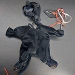 Аутфит для мишки Muffy Vanderbear. Чёрный кот. Хэллоуин. 1988 год