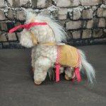 Лошадка Овсянка от North American Bears Co. 20 см. Muffy