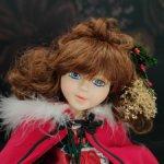 Элизабет от Robin Woods. 1989 год. Рождественская коллекция.