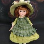 Авторская кукла Печенька #1 от Marilyn Selbee. OOAK. 2007 год. 22 см