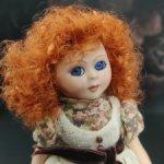 Авторская кукла Печенька #2 от Marilyn Selbee. 22 см