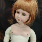 Авторская кукла Элиза по молду Jane Zidjunas. OOAK