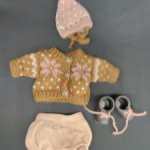 Аутфит для мишки Muffy Vanderbear. Зимние проказы. 1995 год