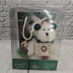 Мишка от Boyds Bears Co. Подарочный набор. Рождество. 2004 год