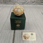 Шкатулка Черепаха Ботеро от Harmony Kingdom. 4 см