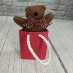 Мишка+сумочка для Muffy от North American Bears Co