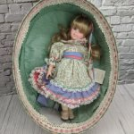 Редкая кукла Керри от Robin Woods. 1993 год