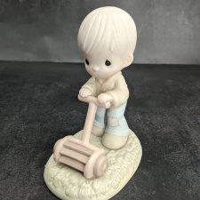 Фарфоровая статуэтка Precious Moments. 1989 год.