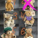 Мишки от Boyds Bears Co. Цена за одного!