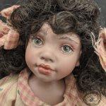 Авторская кукла Африка от Lawlee O'Connor