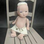 Фарфоровый малыш. Реплика. 13 см