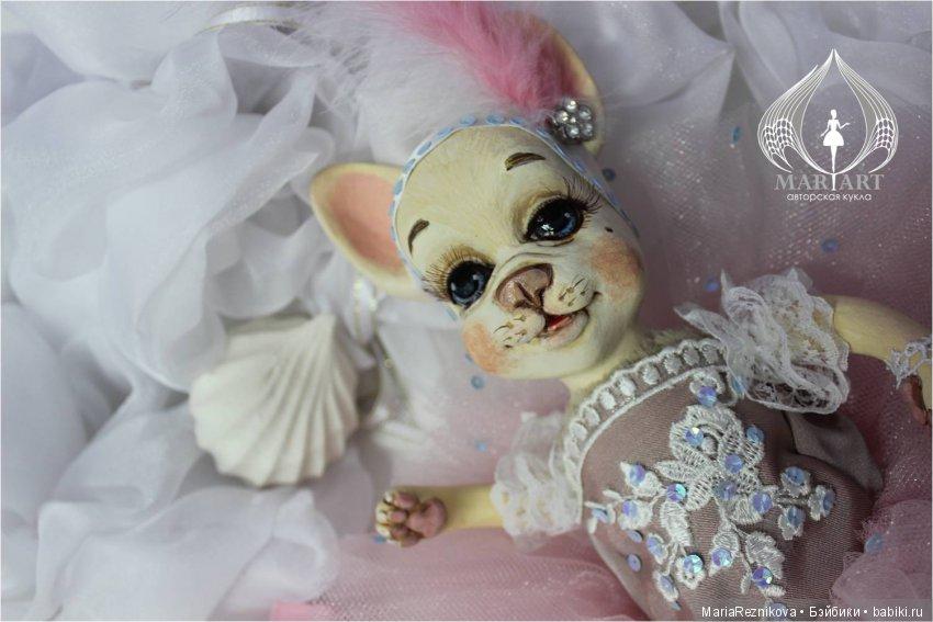 Флер будуарная кукла