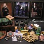 Волшебный мир Гарри Поттера
