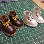 Ботинки для разных кукол