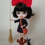Кукла Блайз, образ Кики, Blythe