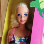Barbie tahiti 1992,  редкая кукла Барби