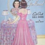 Бумажная кукла Judy Garland