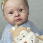 Кукла-реборн Sophia by  Ann Timmerman