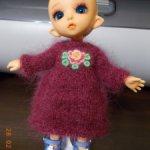 Платья на кукол 16 см: Lati Yellow, Пукифи и подобных по 300 до 07.03.21