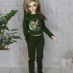 Комплект на Минифи и кукол с подобными параметрами