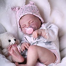 Кукла реборн из молда Isabella от Nikki Johnston
