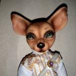Анубис от Animal doll