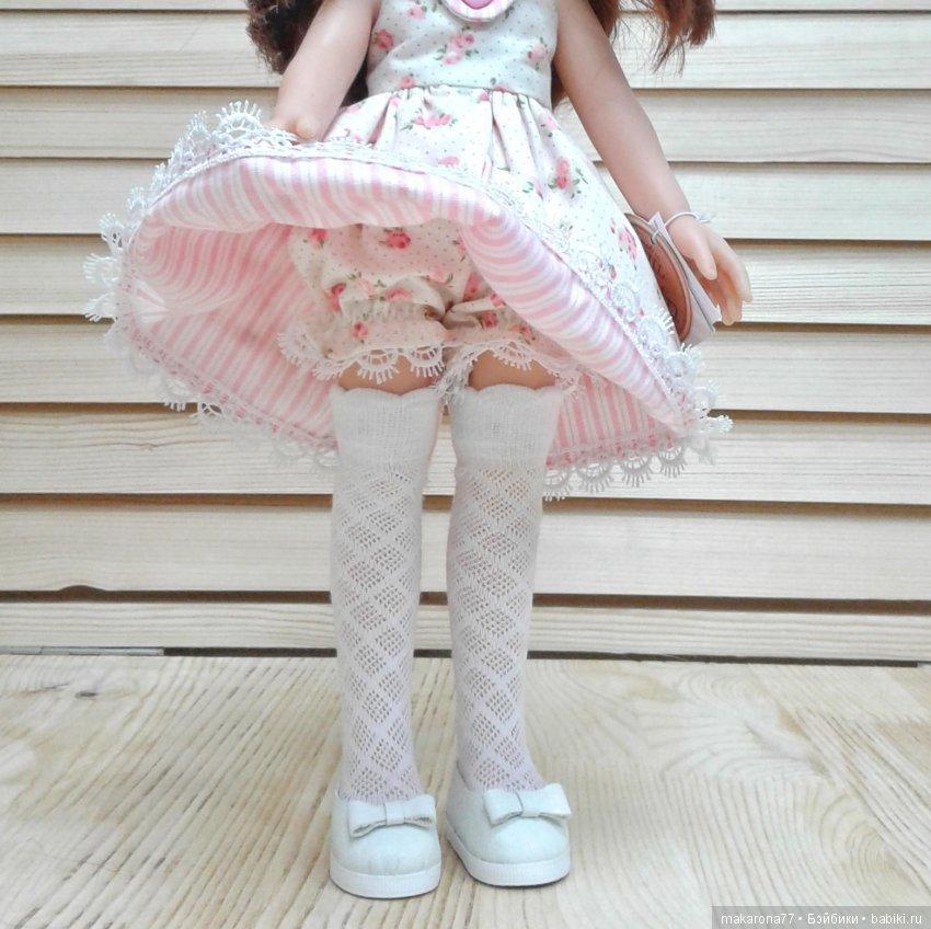 Наталья Макарова. Одежда для кукол Паола Рейна