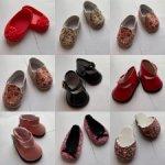 Разная обувь для куколок Готц и других, схожих с ними
