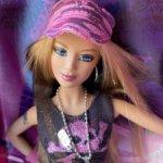 Барби Barbie HARD ROCK Cafe