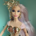 Барби Barbie Mermaid Enchantress НРФБ