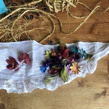 Изготовление Простых цветочков