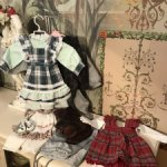 Большой лот кукольной одежды по хорошей цене !