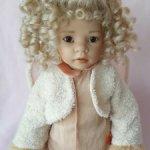 """2002 23"""" Gotz Elisabeth Lindner Noelle Doll !!!"""