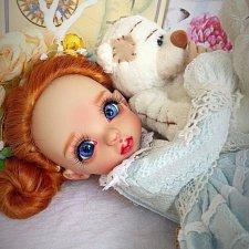 Ари, девочка которая любит мечтать