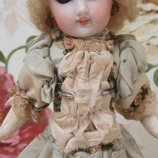 Скидка!Антикварная кукла Зоненберг