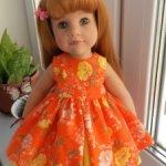 Платье на Готц