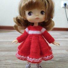 Пышные платья для Хаоми Монст и прочих куколок со сходными параметрами