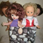 Куклы СССР и России в ремонт, запчасти
