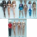 Куклы, гибриды, тела
